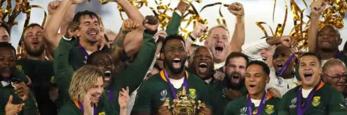 Victory for the Boks